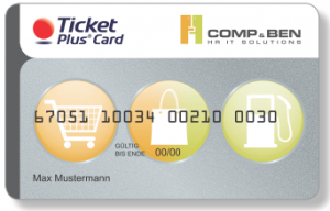 Ticket Plus Card